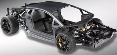 Sallangmentesen is nagyon vad az új Lamborghini