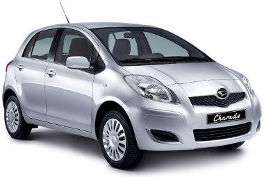 Nem tévedés, a most leváltásra kerülő Yarissal búcsúztatja a Daihatsu márkát a Toyota Európában