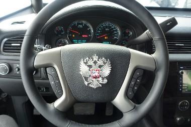 A Chevrolet műszerfalat érdekes márkajelzéssel dobják fel
