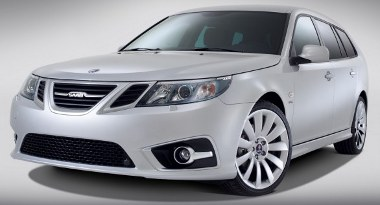 Mostantól Saab 9-3 Griffin asvéd középkategóriás autó hivatalos neve