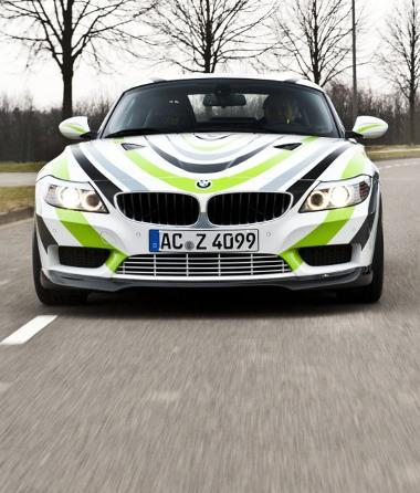 Tuningolt kétliteres dízellel csökkentette a BMWZ4 fogyasztását az AC Schnitzer