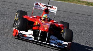 Ferrari 150° Italia az F1-es autó harmadik - egyelőre véglegesnek tekintett - elnevezése