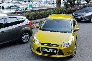 Parkolóasszisztens is kérhető a Focushoz