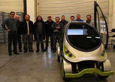 Magyar fővállakozó és beszállítók készítették el a prototípust