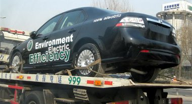 A matrica szerint elektromos hajtást építettek az autóba