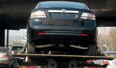 Valószínűleg már a Sanghaji Autószalonra viszik az átmárkázott Saab 9-3-ast