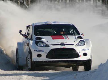 Hét Rali-vb futamon indul idén a Turán-Zsiros páros, az autó egy Fiesta S2000-es lesz