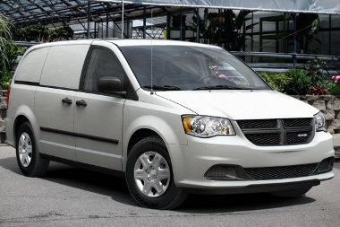 Amerikában ez takarékos haszonjármű: 3,6 literes benzines V6-os mozgatja