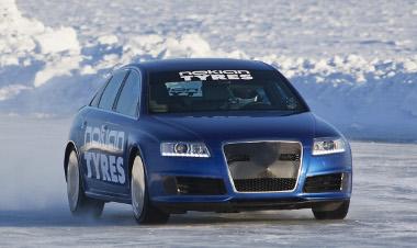 Alaposan megborotválták az Audi RS6-ost a finnek – a technikai részletekről semmit nem árultak el