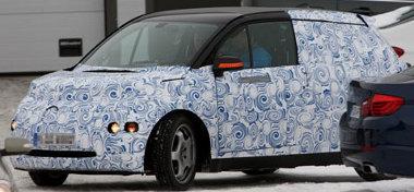 Lámpák nélkül csak egy gombóc a BMW i3-as