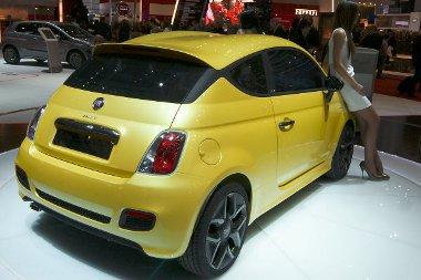 Limitált szériában gyártani fogják a Fiat 500 Zagato-t