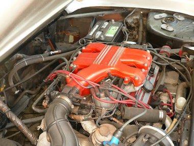 Fénykorában 135 lóerős volt a motor