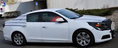 Ősszel várható az európai Chevrolet nagyautó bemutatkozása