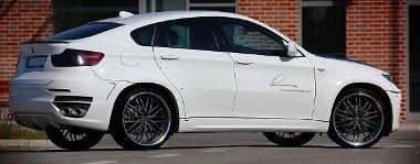 Két tuningolt BMW X6-os is látható lesz a Nerpel IPD standján