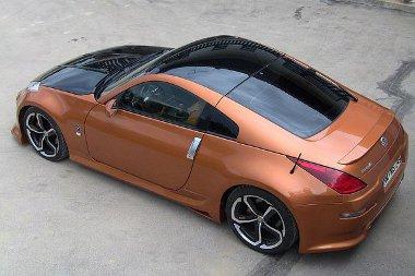 A szlovén tunerek csak a kiállításra fejezik be legújabb alkotásukat, a Nissan 350 Z-t