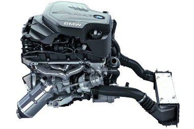 """1997 cm3, 245 LE, 350 Nm - Az új egység 16%-kal kevesebbet fogyaszt, mint elődje, a 3,0 literes """"sorhatos"""" szívómotor"""