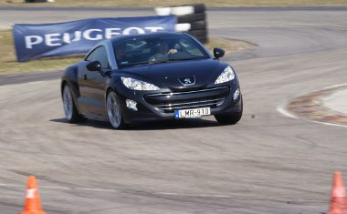 Janika kezében remekelt a Peugeot 308 RCZ a Kakucsringen