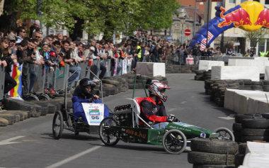 Április 16-án, Miskolcon rendezik meg a harmadik Bosch Elektromobil versenyt