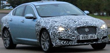 Frankfurtig még titkolják a Jaguar XF modellfrissítését
