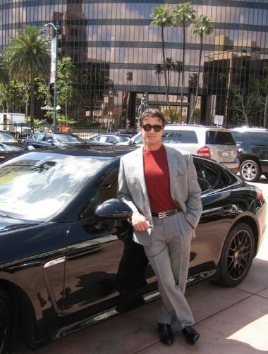 Nem először ad túl egy éves korában autóján Stallone
