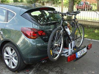 Akár két bicikli szállítására is alkalmas a FlexFix
