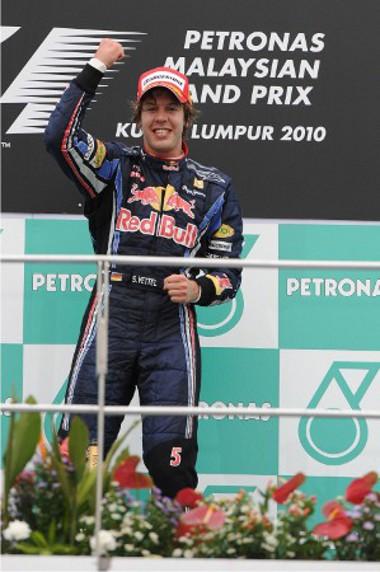 Vettel tavaly győzött Malajziában. A KERS vele, vagy ellene lesz?