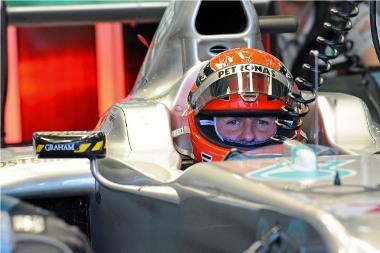 Michael Schumacher szeretné végre bebizonyítani, hogy nem felejtett el versenyezni