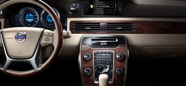 Átalakul a Volvo V70/S80 belseje