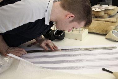 Rengeteg kézi munkával teszik egyedivé a Minit - a limitált széria árát nem árulták el