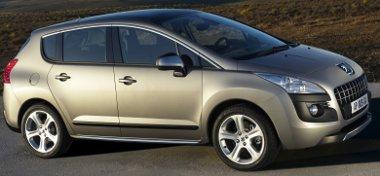 Külön weboldalt készített a Peugeot forgalmazója a 3008-asnak