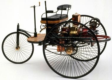 Május végén Budapesten is megtekinthető lesz a világ elsőként szabadalmaztatott autójának másolata