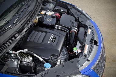 Ha a Suzuki nem is, az apex tuningcég még árulhatja a turbókészletet