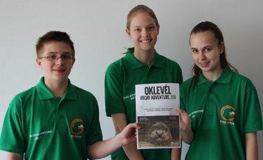 A budapesti Geen Guards csapat nyert a Volvo Magyarország idei környezetvédelmi versenyén