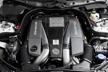 Erősebb, de ötödével takarékosabb elődjénél az új E 63 AMG motorja