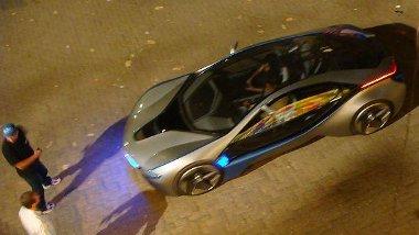 A Mission Impossible 4 egyik főszereplője lesz a BMW i8