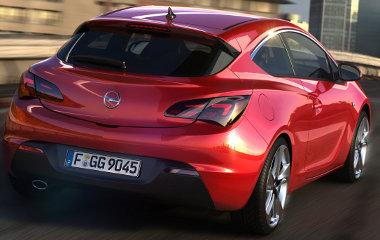 Izgalmas az Astra GTC formája - az OPC még vadabb lesz!