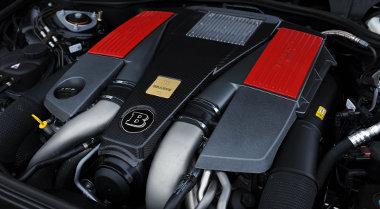 620 lóerő és 1000 Nm a maximum, amit a V8-as biturbó motorból kihoznak a tuningolók