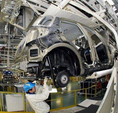Az évi háromszázezer darabos kapacitású üzemet majd a Volkswagen partnerség beindulása után tudják majd teljesen kihasználni