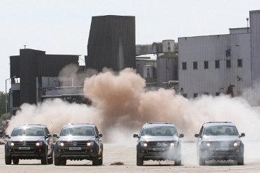 Hatalmas port vert fel a Volkswagen pickup