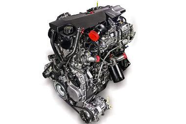 A Ducato háromliteres motorja 177 lóerős