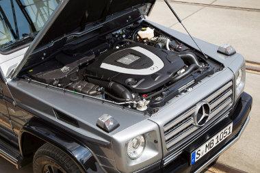 Szívó V8-a benzines vagy különösen tiszta üzemű dízel választható a búcsúzó szériához