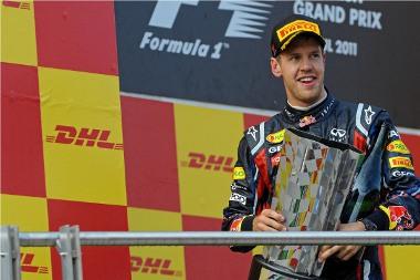 Jól indult Vettel szezonja, újabb győzelmet zsebelt be