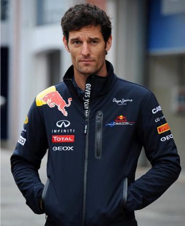 Mark Webber a második lett - de sokkal többet küzdött ezért a pozícióért, mint Vettel a pódiumért