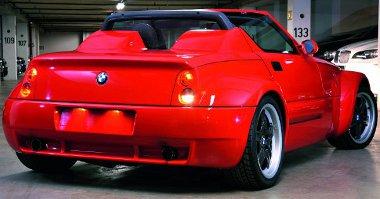 Az M Roadster a Z1-es utódja lett volna, de mindössze egyetlen működőképes példány készült belőle