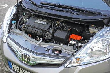 Visszafogott zaj kíséri az 1,3 literes benzinmotor munkáját