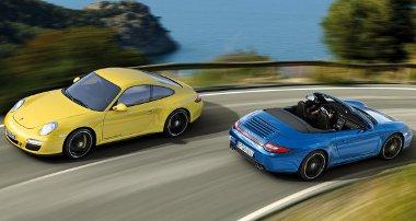 Összkerékhajtással is választható a Porsche 911-es legerősebb szívómotorja