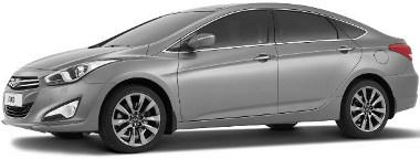 Világpremier: Hyundai i40 Sedan