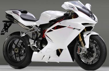 A világ legerősebb utcai motorkerékpárja az új MV Augusta F4 RR