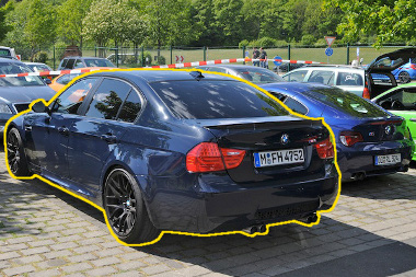 Alacsonyabb tömeggel és erősebb motorral válaszol a BMW M3-as az megújult C 63 AMG-nek