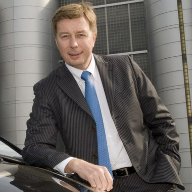 Didier LeRoy úrral, a Toyota Európai elnökével beszélgettünk